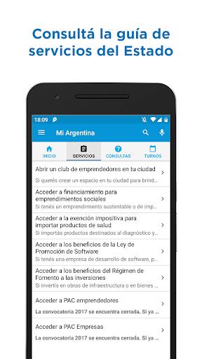 Mi Argentina 4.3.1 screenshots 2