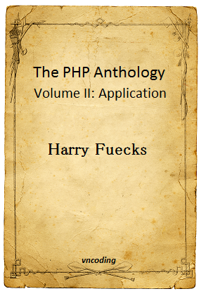 The PHP Anthology Volume 2 - PDF Books