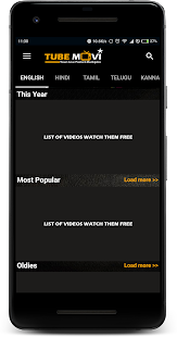 Tube Movi - Free latest movie streaming - náhled