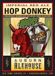 Logo of Auburn Alehouse Hop Donkey