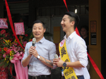 時代力量吳崢宣布:台北市長這一票,我會投給姚文智