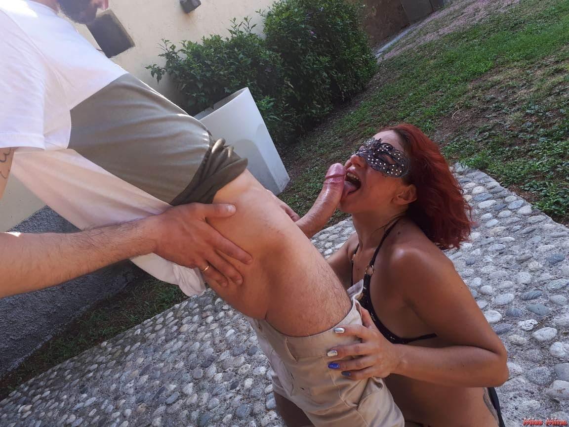 Miss Mina Italian Pornstar