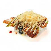 Crispy Chicken & Avocado Nigiri