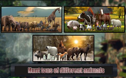 動物の狩猟シーズン