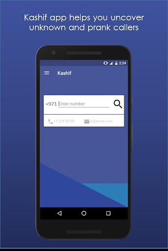 Kashif - Best Caller ID/Identify Unknown Caller Apk 1
