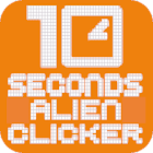 10 Seconds Alien Clicker icon