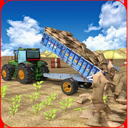 Tractor Cargo Transporter Farming Simulator