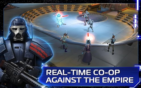 Star Wars™: Uprising Screenshot 9