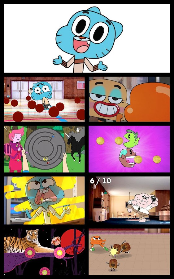 Cartoon Network Anything DE- screenshot