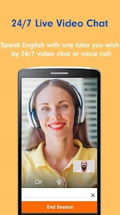 English Ninjas - Online Speaking Practice Teacher- screenshot thumbnail