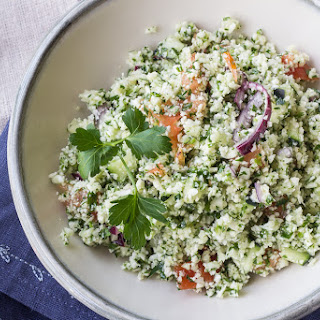 Cauliflower Tabouli Recipe