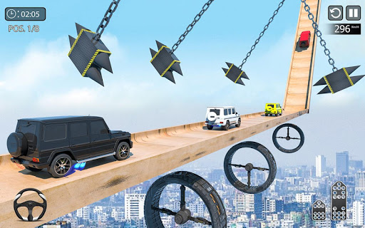 Ultimate Ramp Car Stunts 1.5.5 screenshots 2