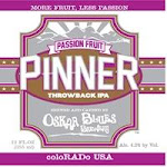 Oskar Blues Passion Fruit Pinner