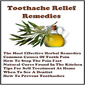 Toothache Relief Remedies