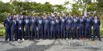 Photo: [Rwanda vs Ivory Coast, CHAN - Group A, 16 Jan 2016 in Kigali, Rwanda.  Photo © Darren McKinstry 2016, www.XtraTimeSports.net]