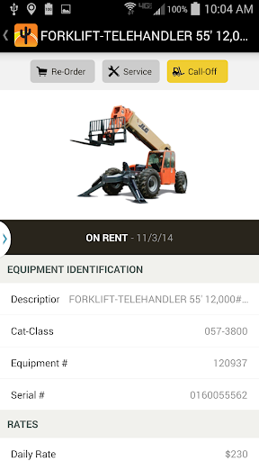 Sunstate Equipment app (apk) free download for Android/PC/Windows screenshot
