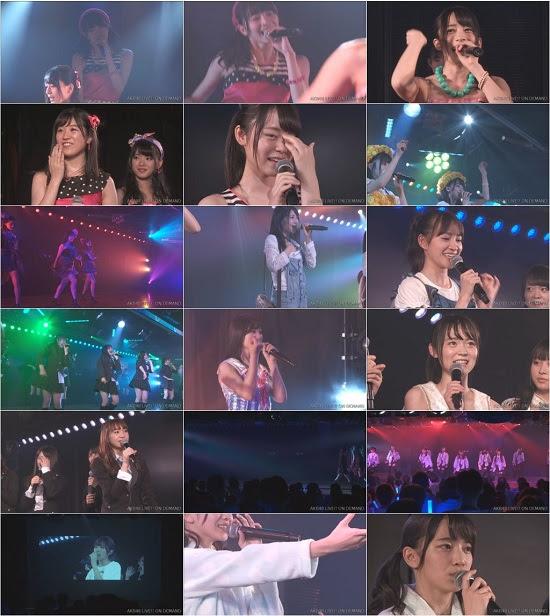 (LIVE)(720p) AKB48 チームB 「ただいま 恋愛中」公演 後藤萌咲 生誕祭 Live 720p 170801