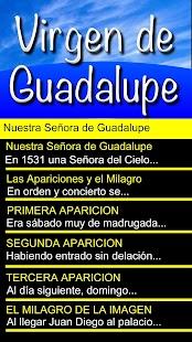 Virgen de Guadalupe Oraciones - náhled