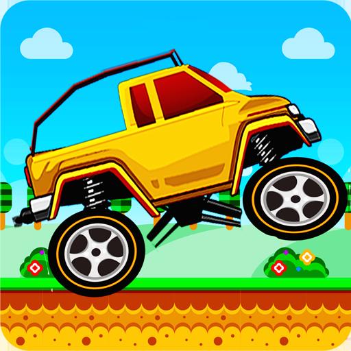 Monster Truck Adventure Race