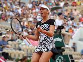 Elise Mertens is te sterk voor Kudermetova in kwartfinales in Linz