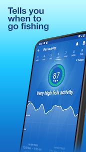 Fishing Points: GPS, Tides & Fishing Forecast 2
