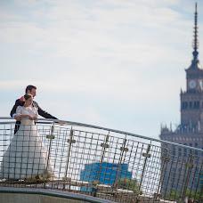 Wedding photographer Marek Popowski (MarekPopowski). Photo of 16.08.2016