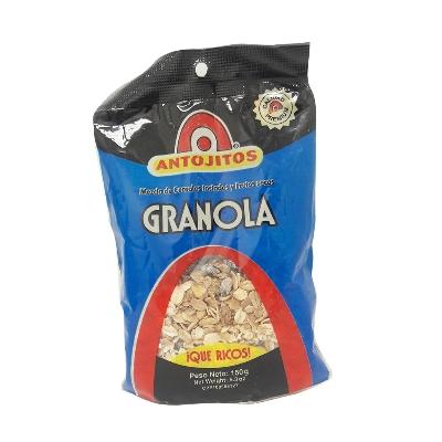 snack antojitos granola 150gr