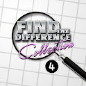 Find the Difference 4 - Fun Relaxing Puzzle icon
