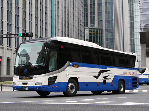 中国JRバス「京浜吉備ドリーム号」 1427