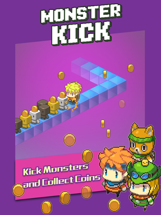 Monster Kick- screenshot