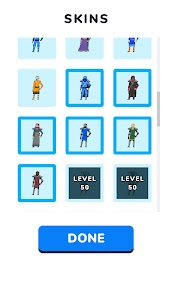 Weapon Master 3D MOD (Unlimited Gold Coins) 5