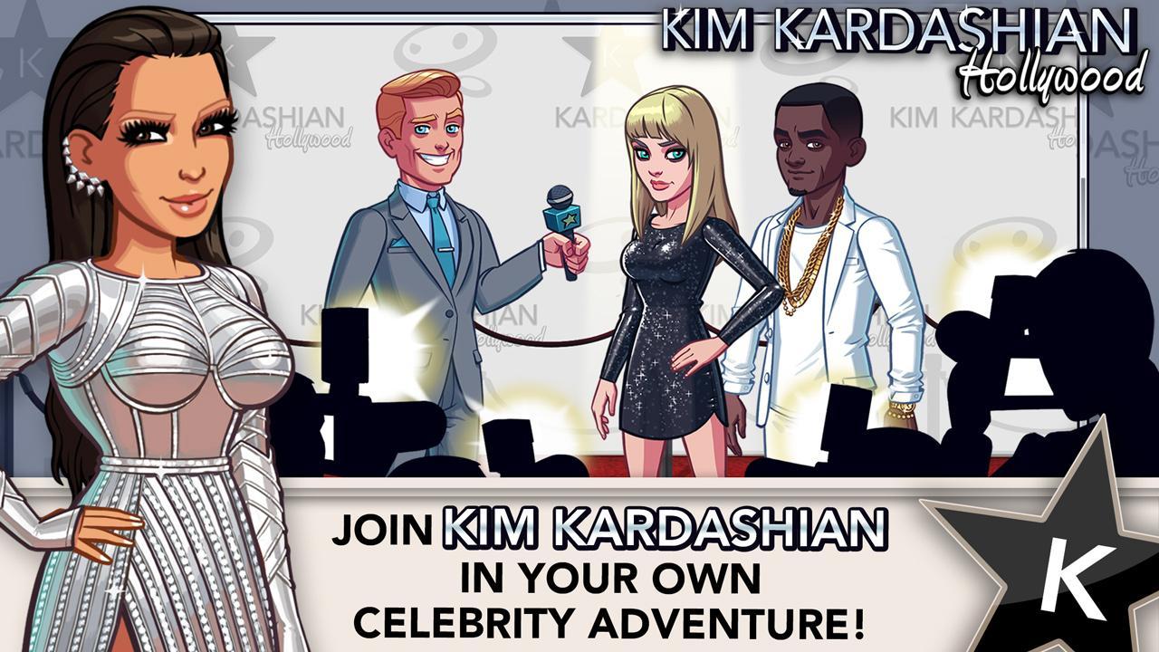 KIM KARDASHIAN: HOLLYWOOD screenshot #1