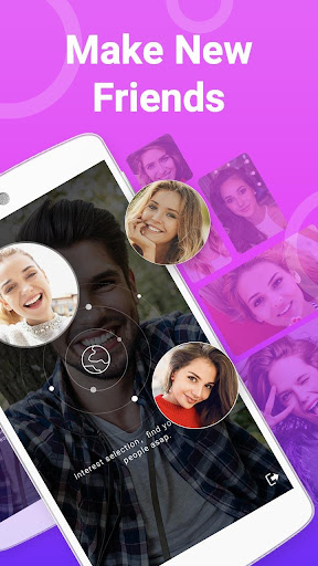 Yepop: live video chat online with friends 1.0.4419 Screenshots 2