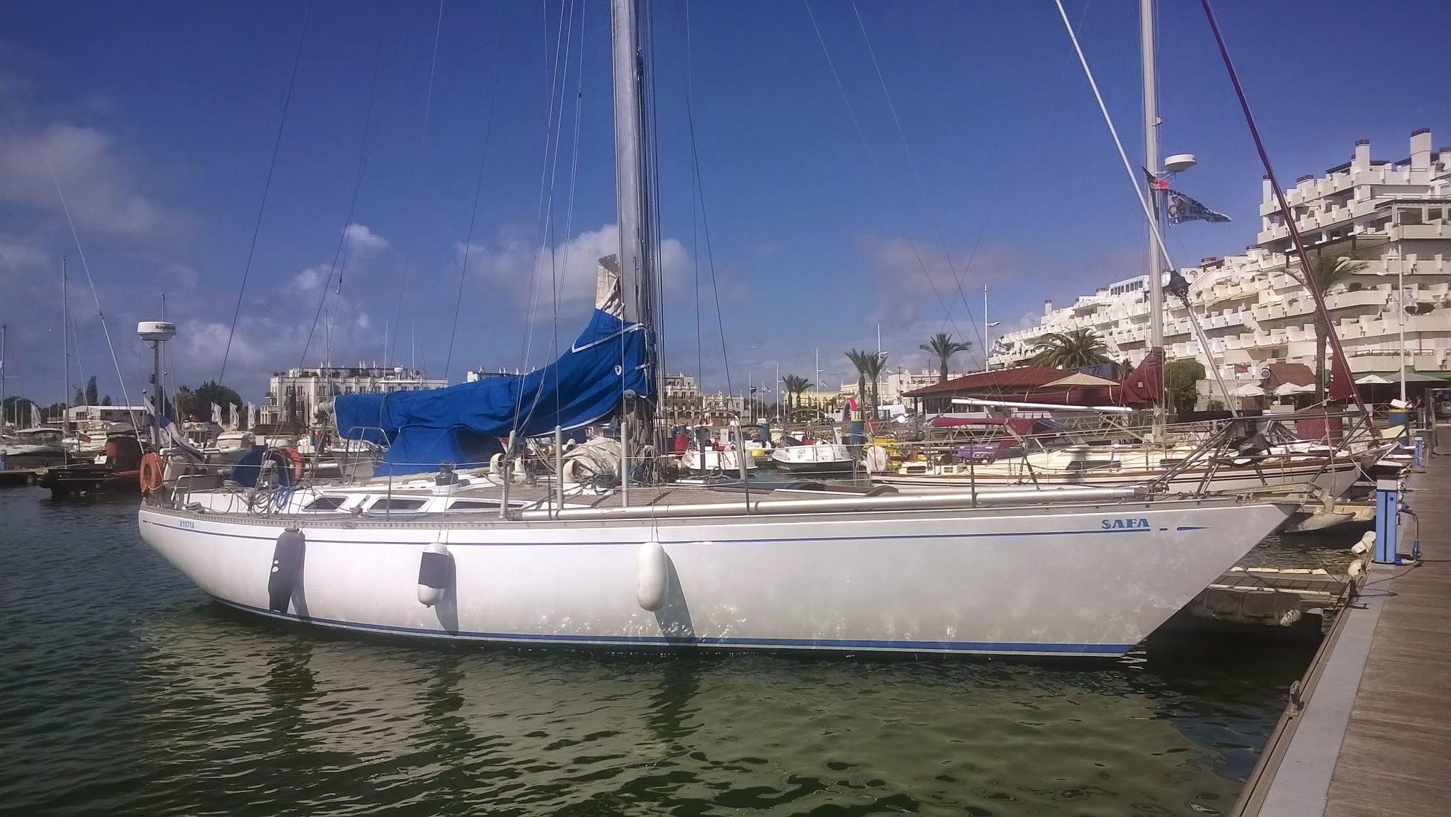 Photo: Vilamoura marina.