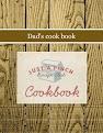 Dad's cook book