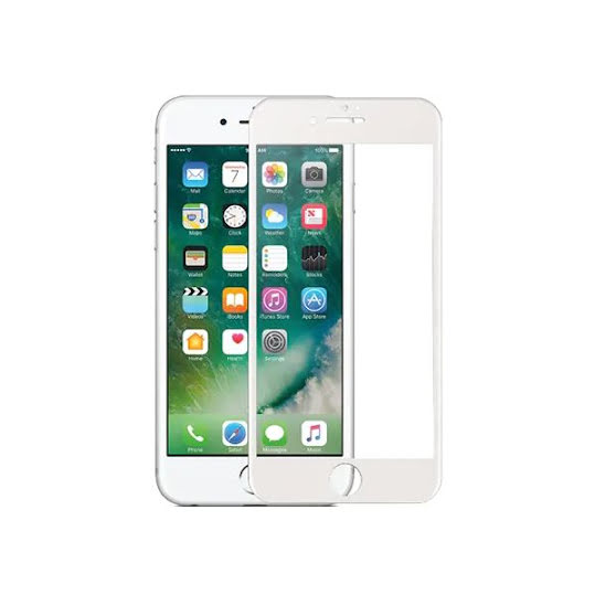 Racing Shield Nanoglass iPhone 7/8 Vit