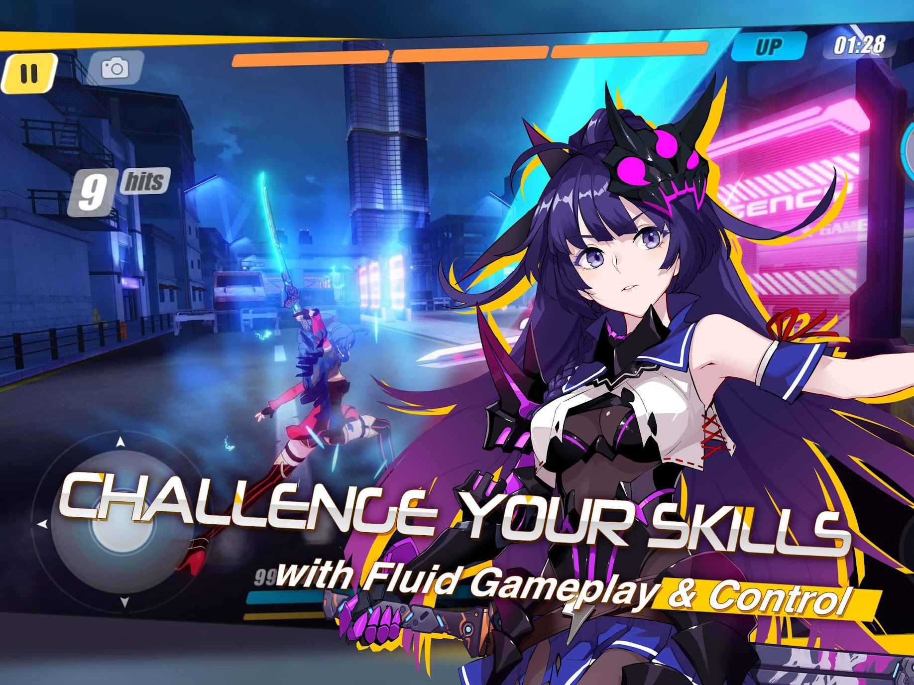 Honkai Impact 3 Mod Apk (Unlimited Crystals) Latest Version Download 9
