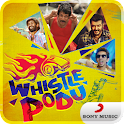 Whistle Podu Music App icon