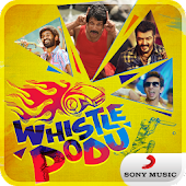 Whistle Podu Music App