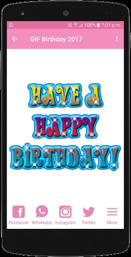 遊戲必備免費app推薦|Gif Birthday 2017線上免付費app下載|3C達人阿輝的APP