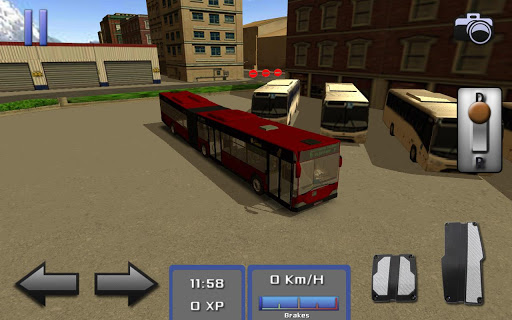 Bus Simulator 3D screenshot 3