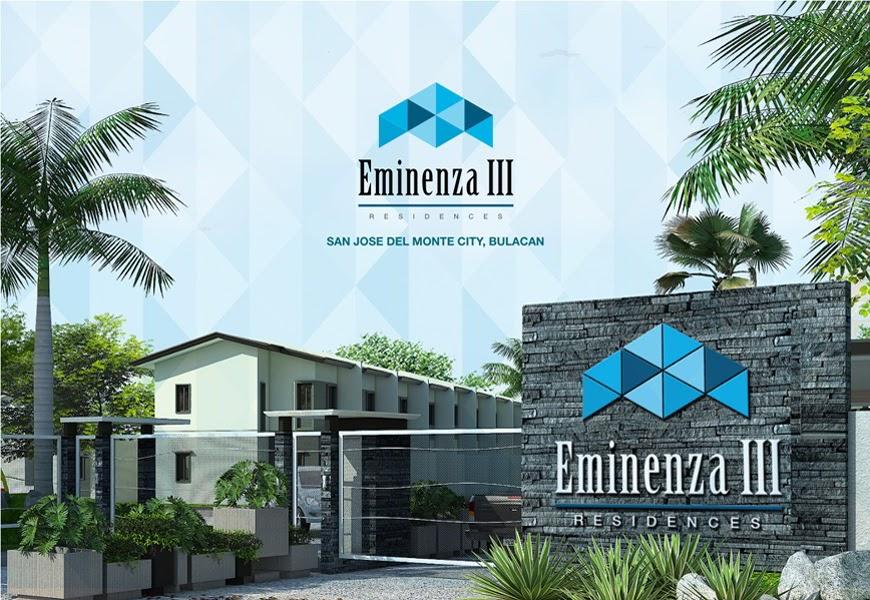 Eminenza 3 San Jose del Monte, Bulacan gated community