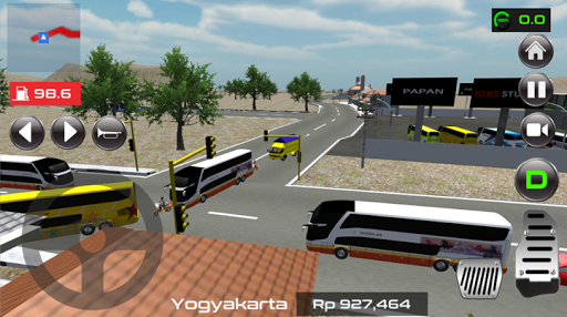 IDBS Indonesia Truck Simulator  screenshots 3
