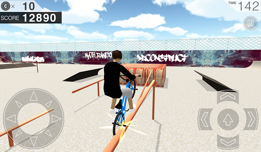 Free World BMX 1.1.0 screenshots 2