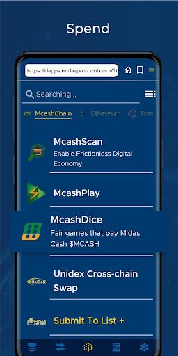 Midas Protocol - Crypto Wallet: Bitcoin, Ethereum 1.6.10 screenshots 7