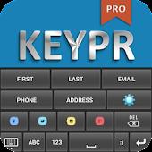 KEYPR Pro Keyboard App +Emojis