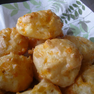 Cheese Puffs.