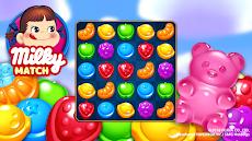 ミルキーマッチ:ペコちゃんパズルゲームのおすすめ画像2