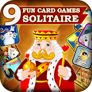 9 Fun Solitaire Games Premium 1.0.13 Icon