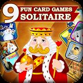9 Fun Solitaire Games Premium